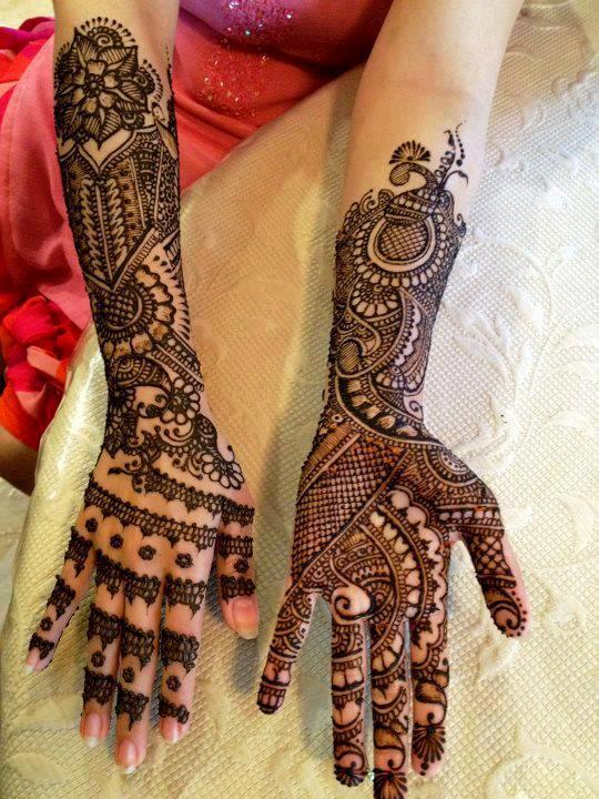 Dulhan | Creative Arty | Page 2 Arabic Henna Designs On Paper