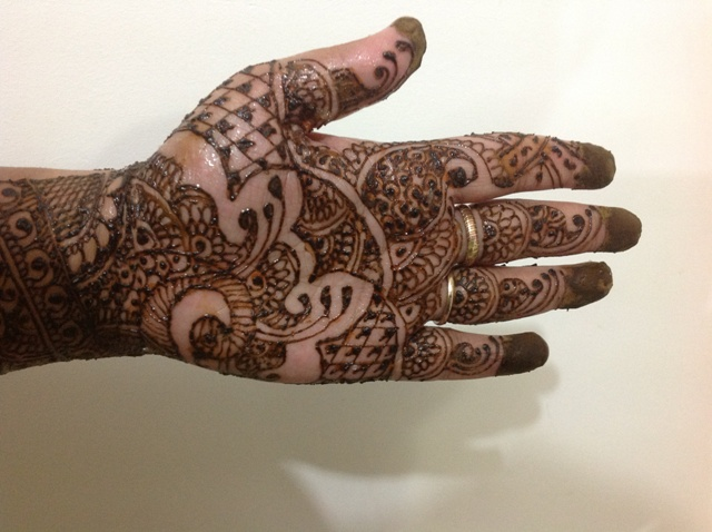 Mehndi For Teej : Latest mehndi designs for teej makedes