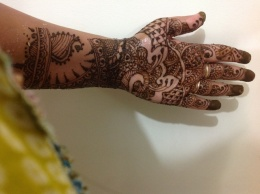 Mehndi For Teej